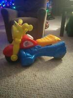 Preskool motorcycle