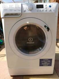 Indesit washing machine offers accepted