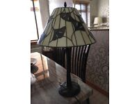 Pair of table lamps, excellent condition