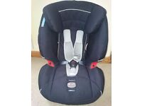 Britax Evolva 1-2-3 car seat in used condition