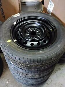 Brand New 215 60 16 Michelin Primacy on OEM Toyota Camry brand new steel or used alloy rims 5 x 114.3