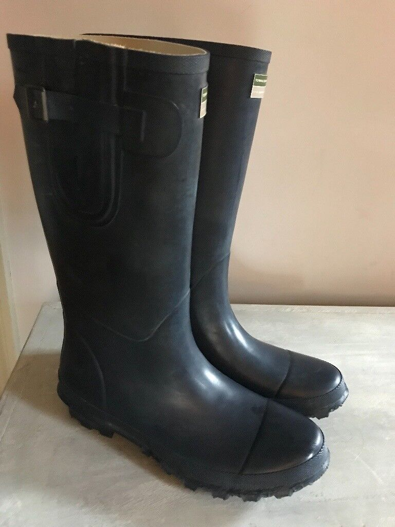 Town & Country Bosworth wellies - size 10 (11)