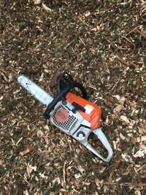 Sthil 231 chainsaw
