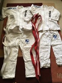 Karate outfit