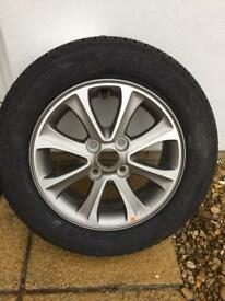 New Alloy Wheel 14inch 1 only (Hyundai i10)