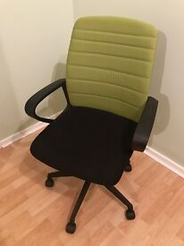 foldable office chair, unused