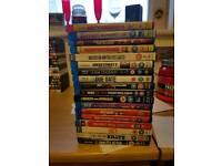Bag of Blu Ray DVD