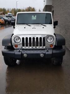 2008 Jeep Wrangler Rubicon, low mileage