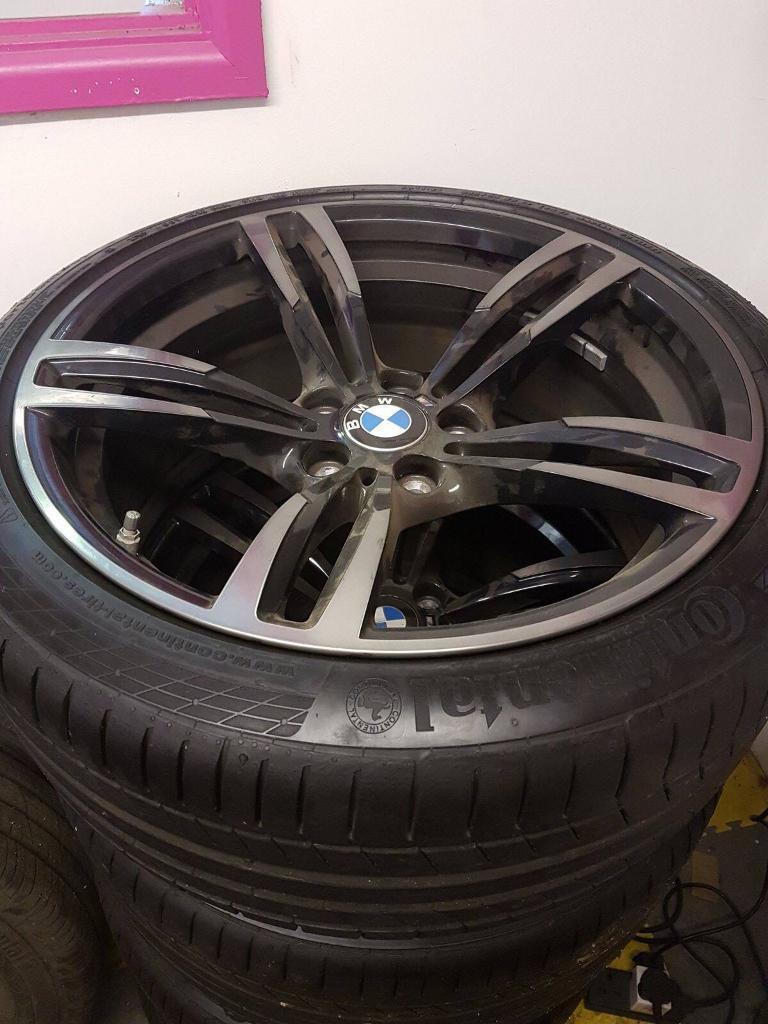 M3 5 spoke bmw alloys