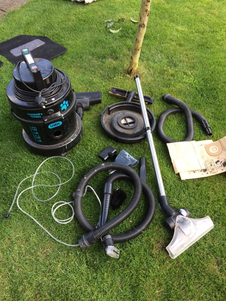 Vax Wet And Dry Hoover Carpet Cleaner In Witney