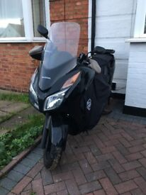 2013 (63) Honda Forza NSS300 - Only 8,000 miles + Lots of extras