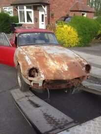 wanted any classic car barn find or garage find