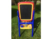 Early Learning Centre Plastic Easel