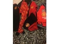 Boys 3-4 years United pjs bundle