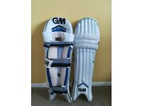 Cricket Pads and Gloves, including Left Handed in both! Small Boys to Large Youth sizes.