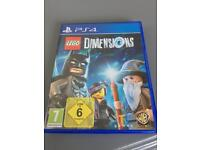 *REDUCED* Lego Dimensions game, portal and characters