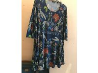 Plus size Lovely ladies top size 20 from JD Williams Label me