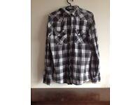 Cedarwood Shirt With Hood