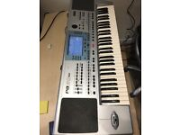 Korg PA 50 SD arranger keyboard