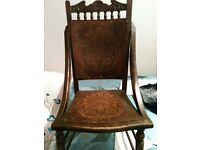 Victorian bentwood nursing chairs for sale