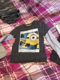 Boys tshirt bundle age 4/5