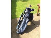 Golf Clubs & Bag Confidence VISA III Very Clean
