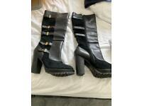 Dune boots