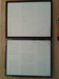 Two Photo Frames for Collage of Photos