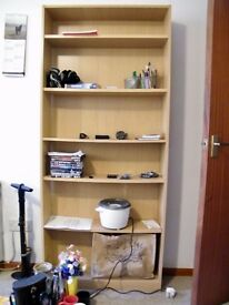 Bookcase, wood