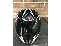 RST Race Vent Road Helmet
