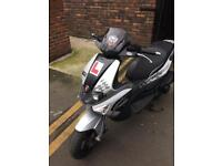 Gilera 210 Reg 50 , Swap for a 125 and cash my way