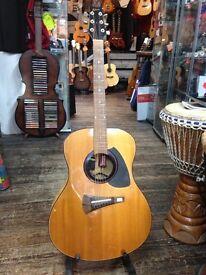 Gibson Mk-53 rare vintage jumbo acoustic guitar (1975)