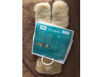 Stroller fleece