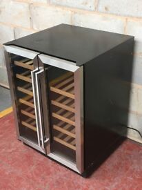 CDA 2 DOOR UNDERCOUNTER WINE CHILLER