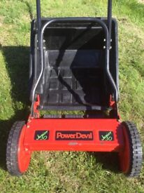 Push-along mower for sale