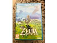 Nintendo Wii U Games - See description