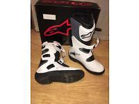 Alpinestars Motocross Boots Tech 3