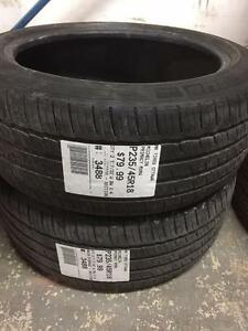 235/45/18 Michelin Primacy MXM4 *Allseason Tires*