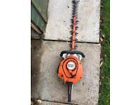 Stihl hedgecutter trimmer hs 56 for sale £130.00