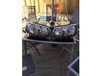 Headlights For Vw camper transporter t5 facelift t4?