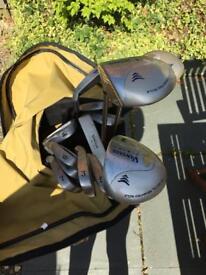 Vantage vision ladies golf clubs & bag