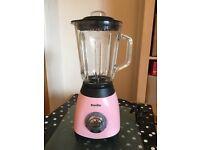 Pick & Mix Jug Blender, VBL066, Strawberry Cream