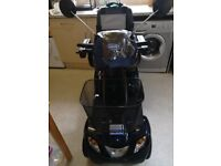 Orion mobility scooter 2 years old perfect condition