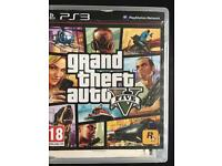 PS3 bundle with FIFA 17 and GTA