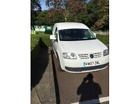 Vw caddy van £3000 bank holiday offer