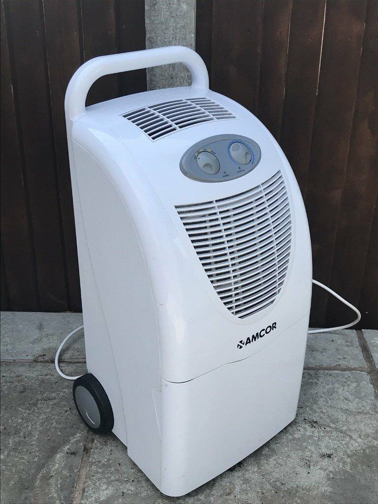 Dehumidifier Amcro Hd320h Suitable For 4 Or 5 Bedroom House Laundry Room Dryer Rrp