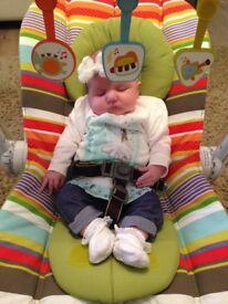 Mamas and papas vibrating chair