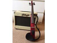 Yamaha Silent SV120 Electric Violin
