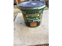 Ronseal Fence Life