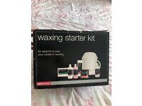 Waxing heater kit